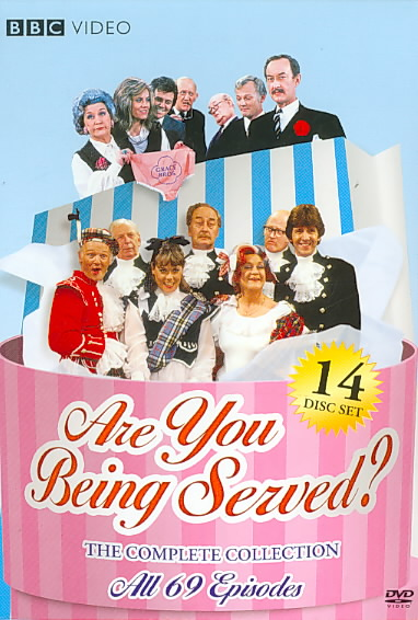 ARE YOU BEING SERVED:COMP COLLECTION BY ARE YOU BEING SERVED (DVD)